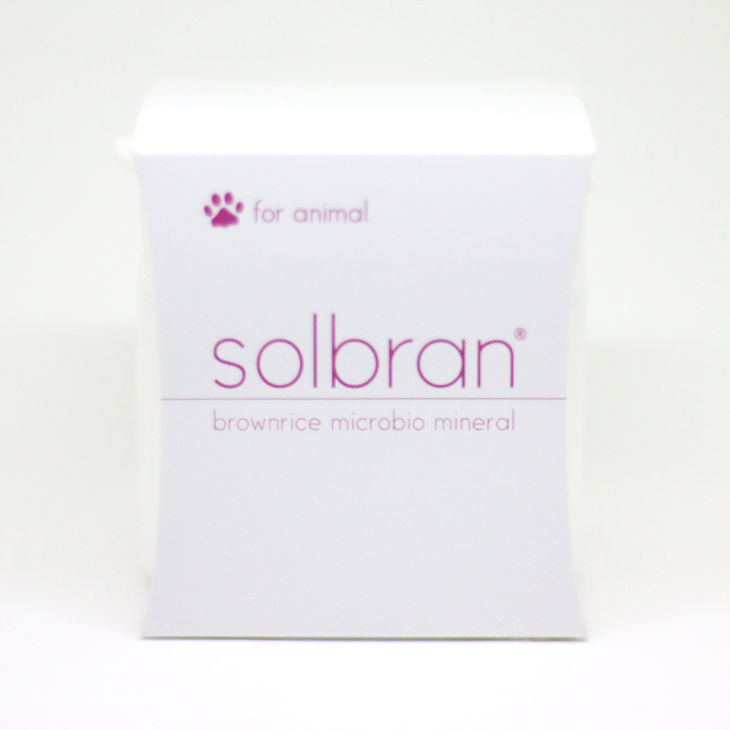 Solbran for animal